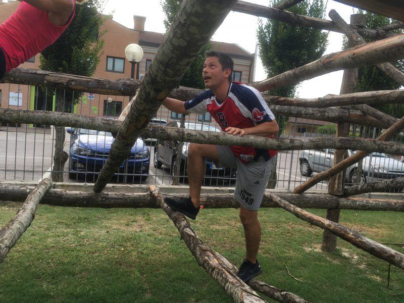 Passare attraverso l'albero è un'attività molto divertente e completa